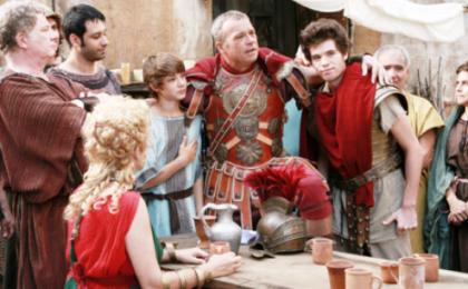 I Cesaroni 5: anticipazioni e segreti del viaggio nell'antica Roma