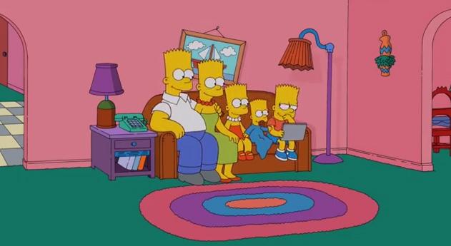 I Simpson, la FOX lancia il concorso 'Inventa la gag del divano'