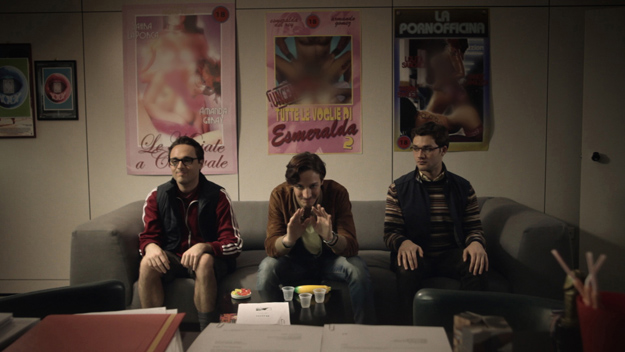 Roma Fiction Fest 2012: anteprima 'Kubrick, una storia porno' web series su YouTube