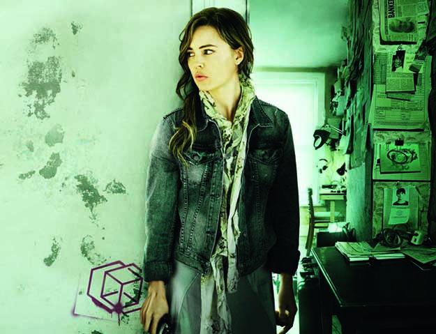 Roma Fiction Fest: anteprima Hunted, serie tv con Melissa George in onda su Sky Uno