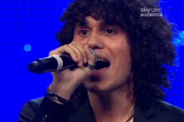 X Factor 6, Nicola Aliotta è il primo eliminato della gara