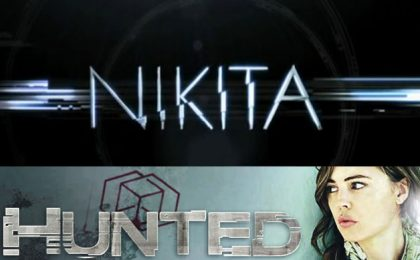Debutti serie tv USA 2012: Nikita 3×01 e Hunted 1×01