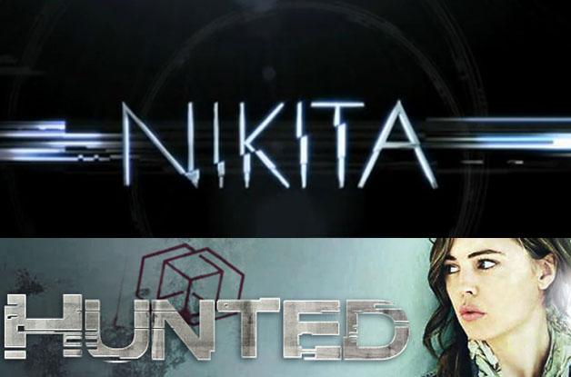 Debutti serie tv USA 2012: Nikita 3×01 e Hunted 1×01