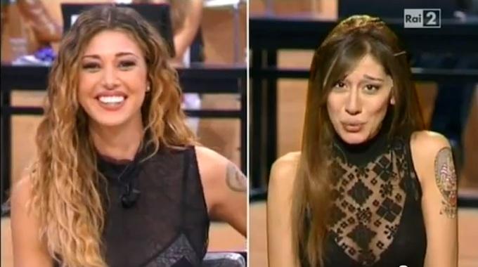 Quelli che, Belen Rodriguez e l'intervista doppia con Virginia Raffaele [VIDEO]