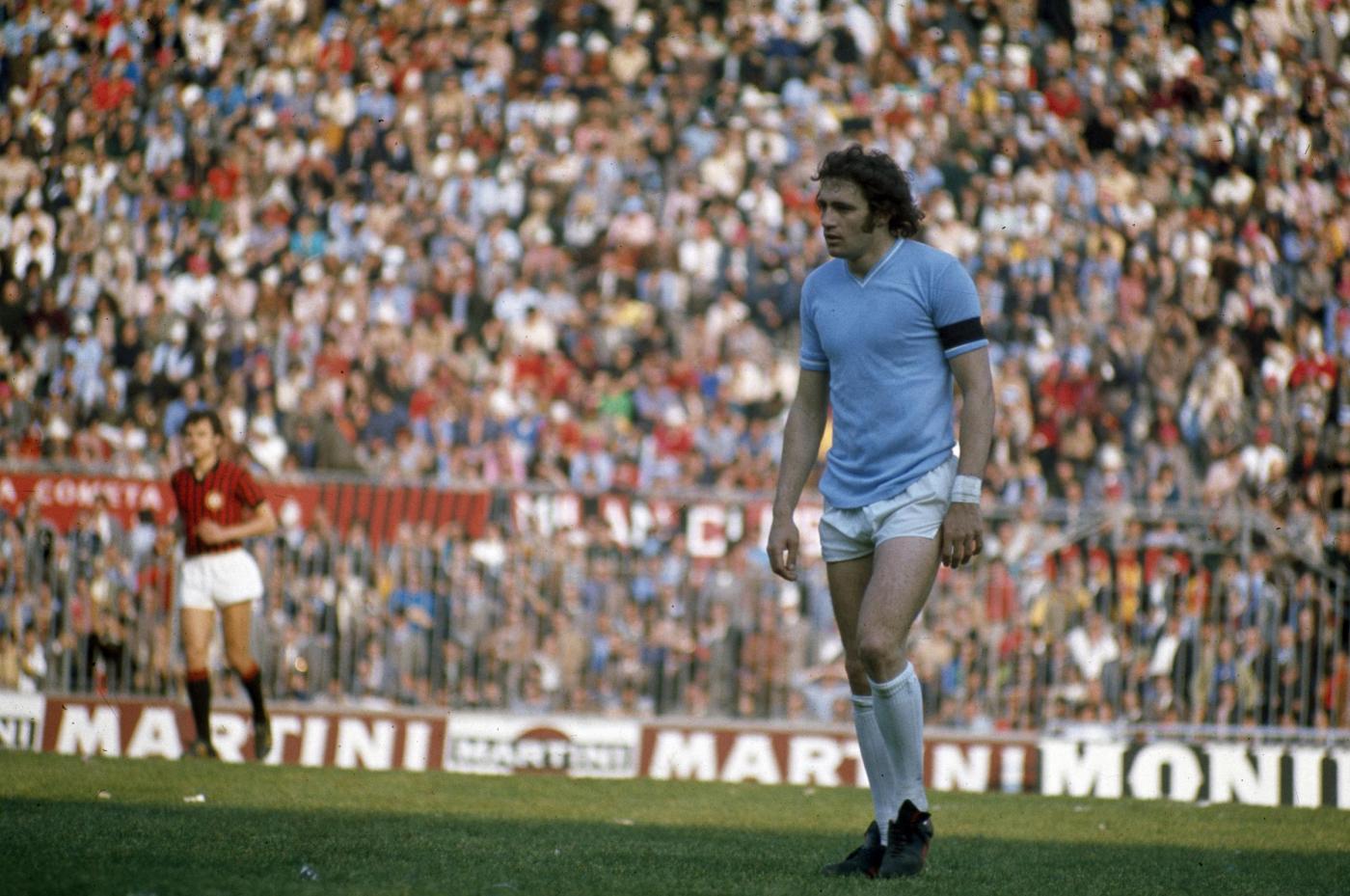 Sfide dedica la quarta puntata a Giorgio Chinaglia e alla Lazio degli anni '70