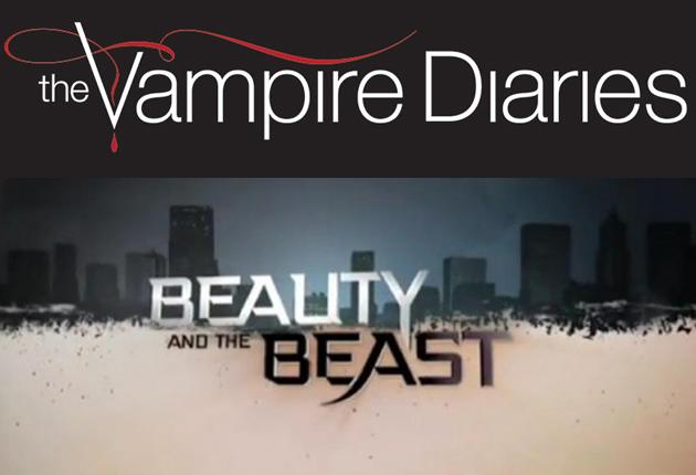 Debutti serie tv 2012 USA di oggi: The Vampire Diaries 4 e Beauty and the Beast 1