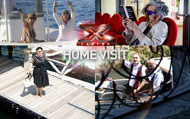 X Factor 6, anticipazioni quarta puntata Home Visit: i 12 concorrenti ufficiali