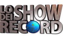 Lo show dei record su Canale 5