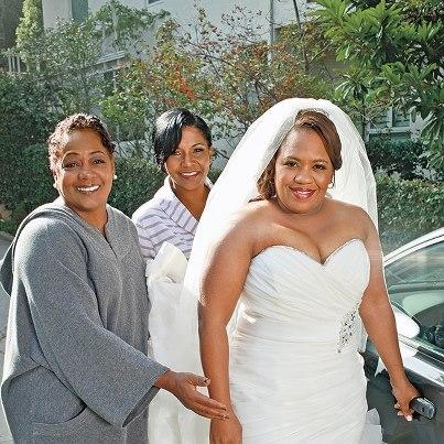 Chandra Wilson matrimonio Bailey