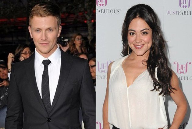 The Vampire Diaries 4: guest star Charlie Bewley di Twilight e Camille Guaty [SPOILER]