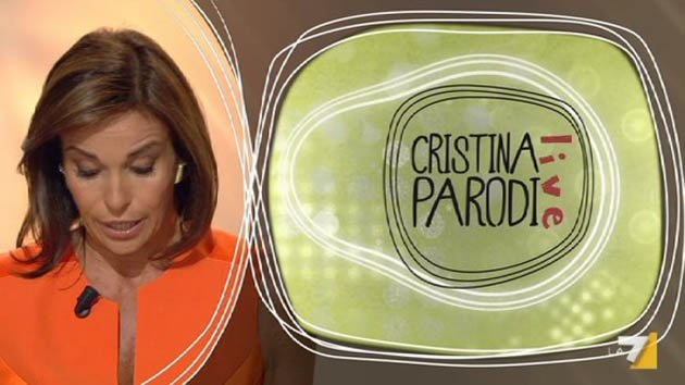 Cristina Parodi Live: Sgarbi insulta John Peter Sloan e la Parodi lo difende