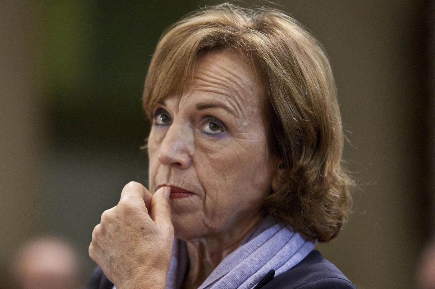 Elsa Fornero contro Le Iene: il ministro lascia la conferenza stampa irritata
