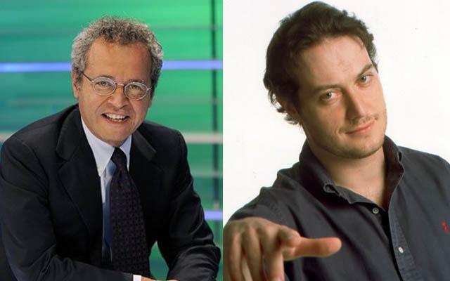 La7: Enrico Mentana e Corrado Guzzanti insieme in un nuovo talk show
