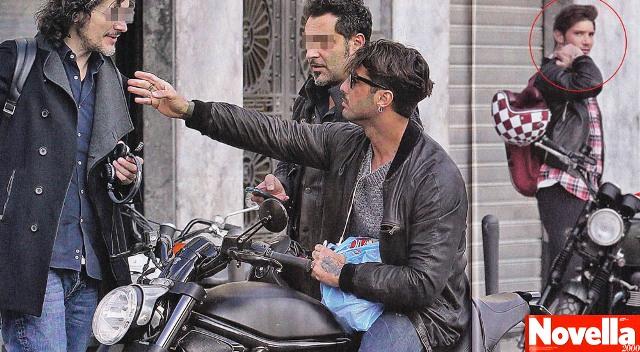 Fabrizio Corona e Stefano De Martino, rissa sfiorata a Milano per Belen