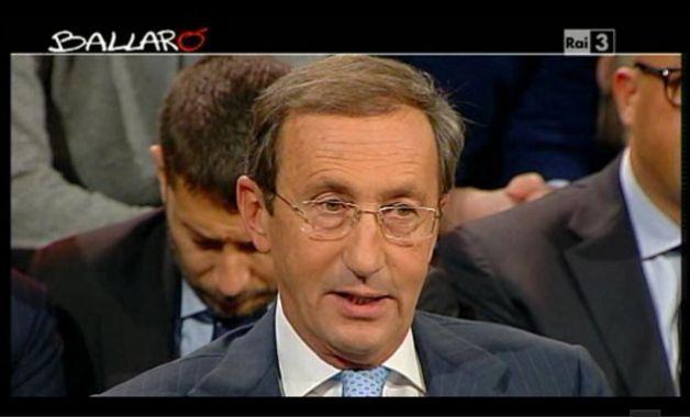 Ballarò, anticipazioni puntata del 27 novembre 2012: tra gli ospiti Gianfranco Fini