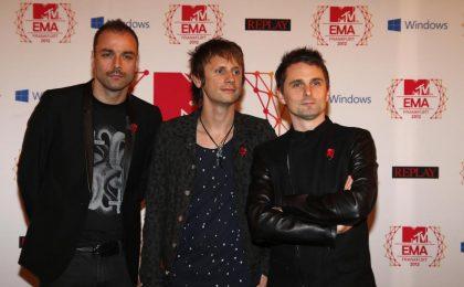 Che tempo che fa, i Muse ospiti in esclusiva di Fabio Fazio