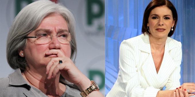 Tg3 Primarie, Rosy Bindi a Bianca Berlinguer: 'Ma vaffa'. Lite durante lo speciale [VIDEO]