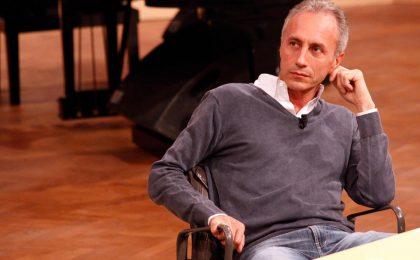 Report – Di Pietro, Marco Travaglio rimprovera Milena Gabanelli [VIDEO]