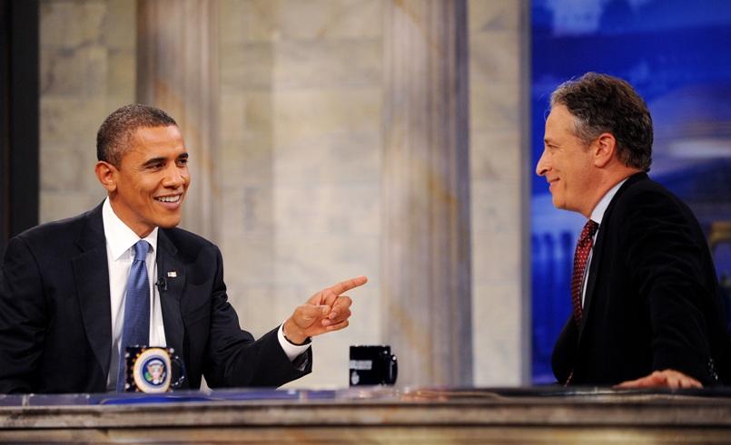Comedy Central: Obama protagonista del Daily Show e di uno speciale di South Park