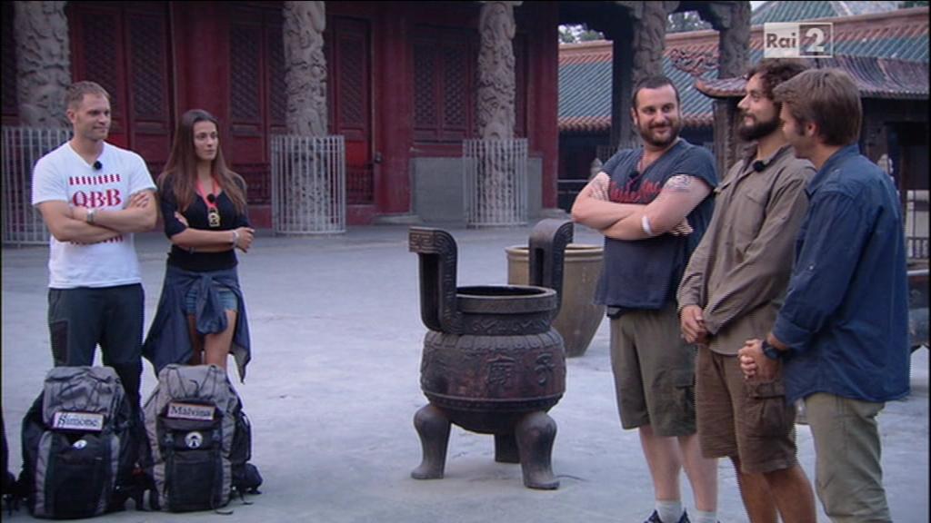 Pechino Express, anticipazioni ottava puntata: si va nella città degli aquiloni