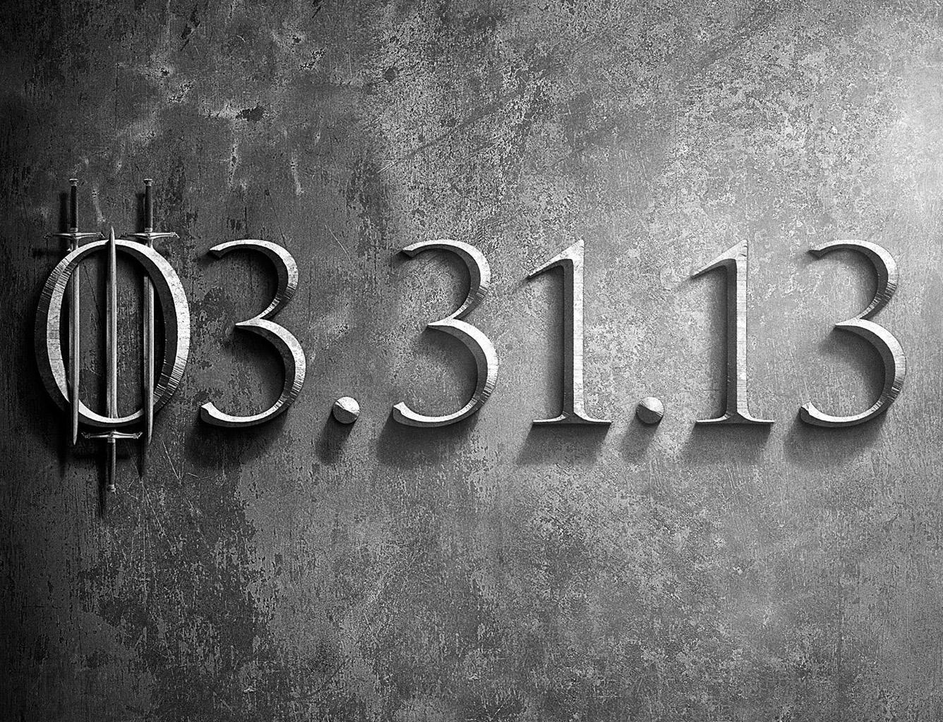 Game of Thrones 3, il primo e misterioso teaser trailer della nuova stagione