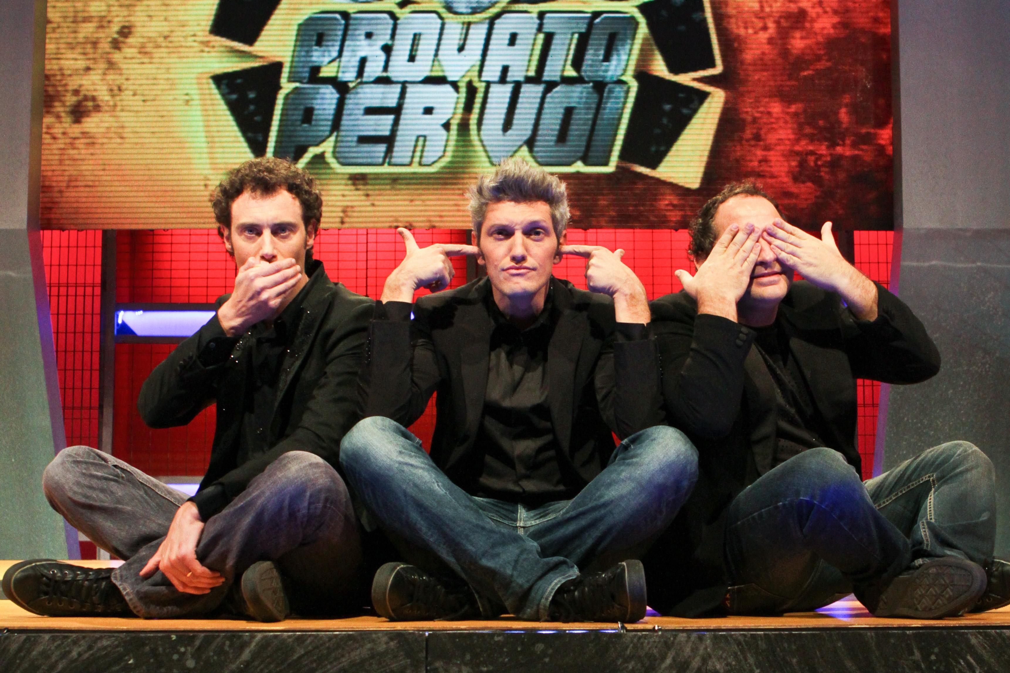 Provato per voi, nuovo show comico di Italia 1 con Omar Fantini, Paolo Casiraghi e Scintilla