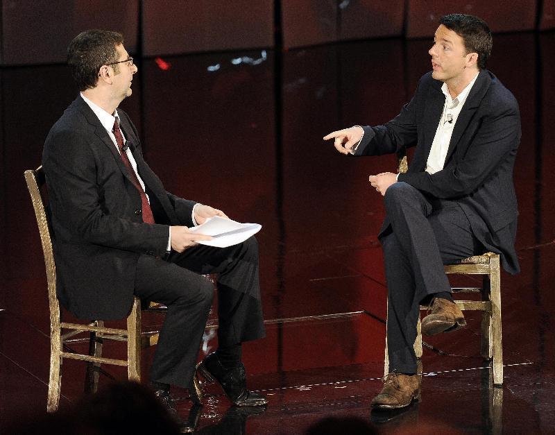 Sformat di Mariano Sabatini – Questa faccenda delle primarie del centrosinistra sta diventando un'occupazione televisiva