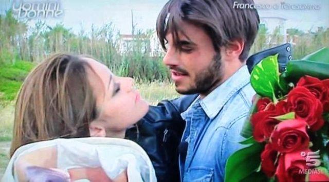 Teresanna e Francesco di nuovo insieme: la coppia di Uomini e Donne torna a sorridere?