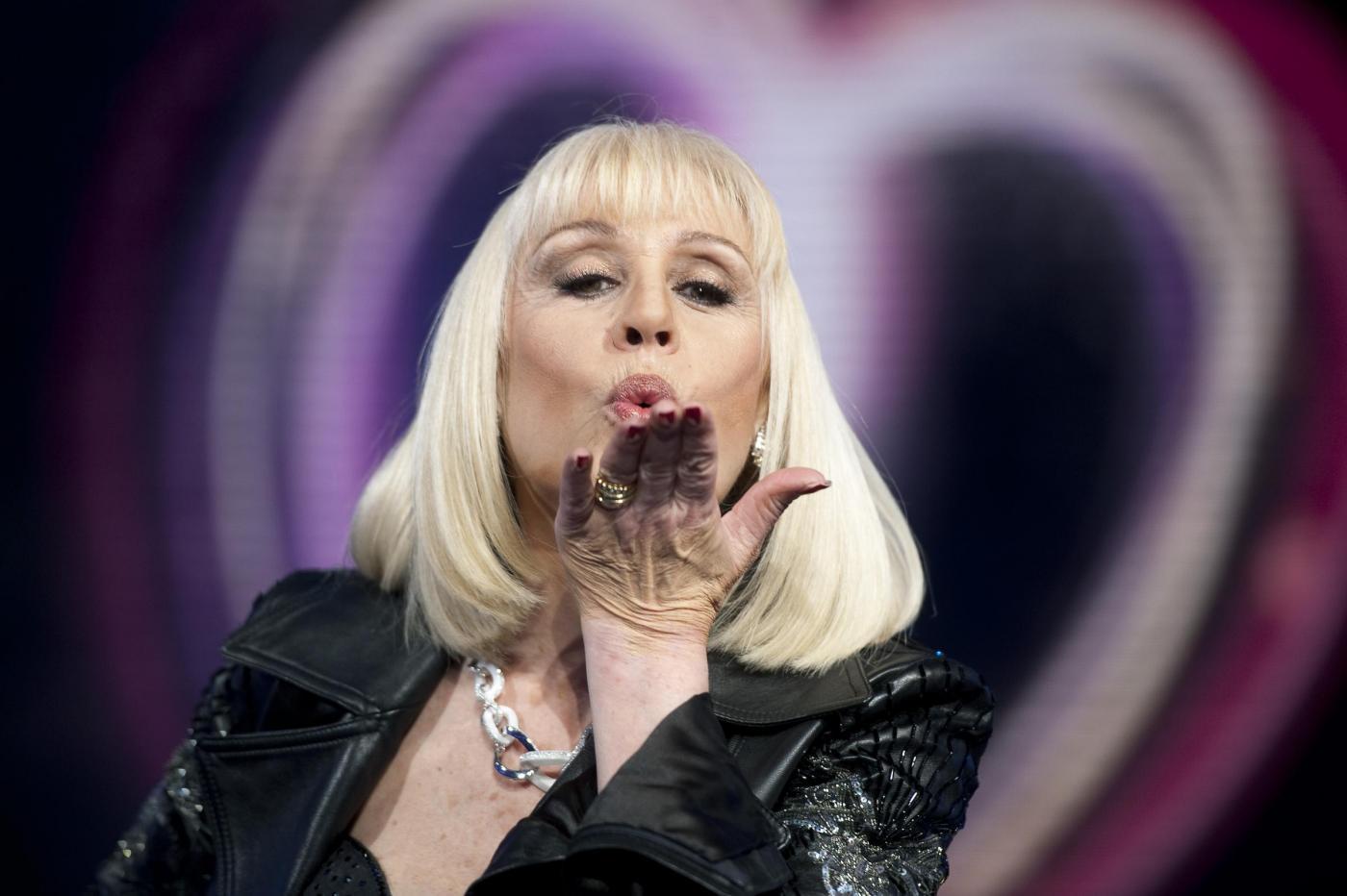 The Voice Italia, Raffaella Carra giudice del talent show