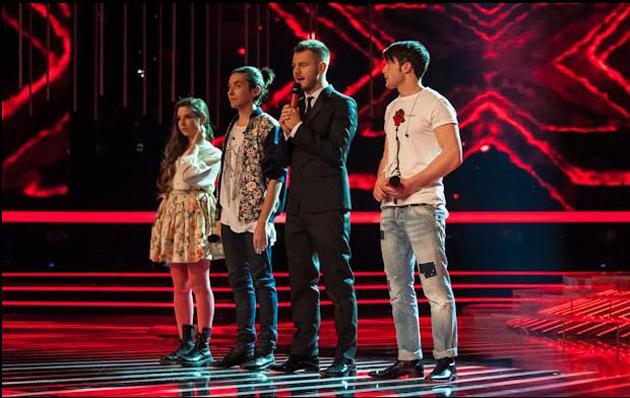 X Factor 2012: lite tra Arisa e la Ventura dopo l'eliminazione dei Frères Chaos [VIDEO]