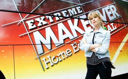 Extreme Makeover Home Edition Italia in onda a dicembre, nuovo show con Alessia Marcuzzi