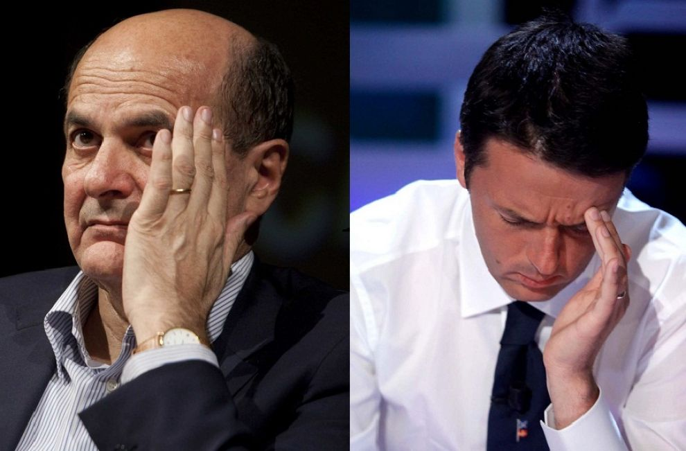 Novanta Minuti: confronto Bersani-Renzi rimandato dopo la furia degli altri candidati