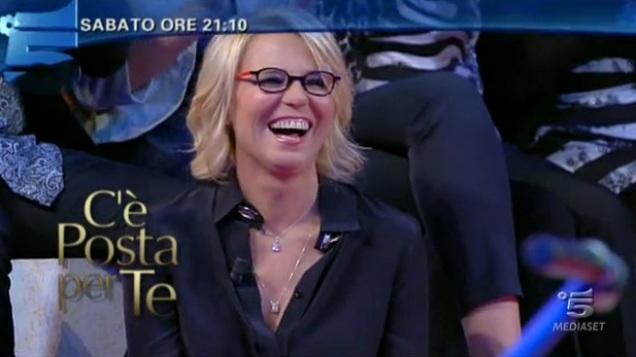 Programmi tv stasera, oggi 10 novembre 2012: l'ultima puntata di C'è posta per te