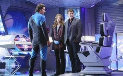 Castle, 'The Final Frontier': l'episodio 5×06 omaggia Firefly di Joss Whedon
