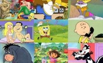 I 10 disturbi psichiatrici dei cartoni animati
