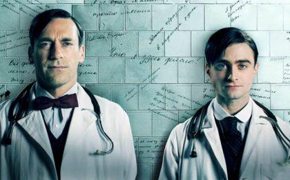 A Young Doctor's Notebook, miniserie british con protagonisti Daniel Radcliffe e Jon Hamm