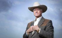 E morto Larry Hagman: addio a J.R., il cattivissimo di Dallas