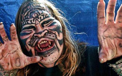 Morto suicida l'uomo Gatto Dennis Avner de Lo Show dei record [FOTO + VIDEO]