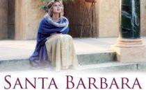 Vanessa Hessler è Santa Barbara nel film tv di Rai Uno in onda il 4 dicembre [FOTO]