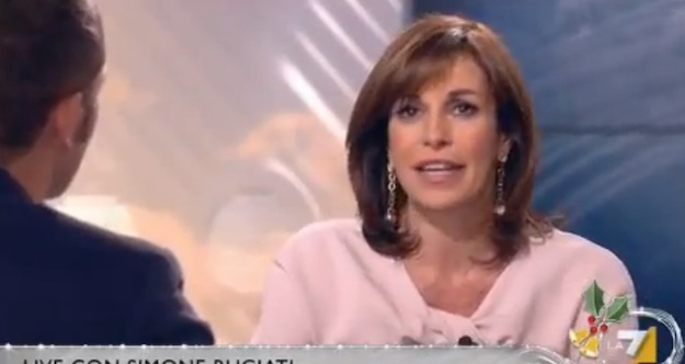 Cristina Parodi Live chiude: ultima puntata il 21 dicembre