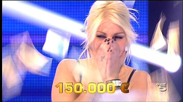 The Winner Is: Daniela Ciampitti vince la prima edizione e i 150.000 euro
