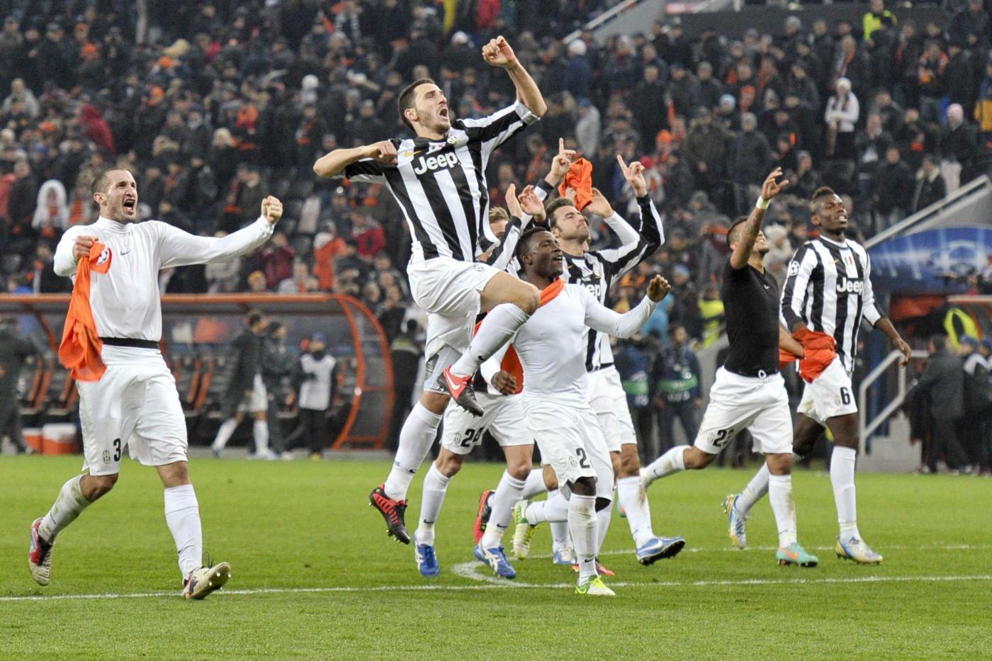 Ascolti tv mercoledì 5 dicembre 2012: la Juventus vince la partita e la serata