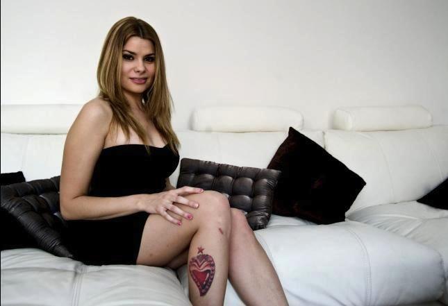 Presentatrice spagnola nuda comparsa ne I nuovi mostri di Striscia la Notizia [VIDEO]