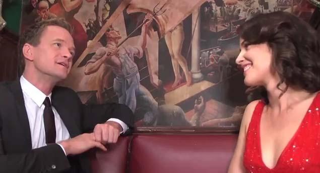 How I Met Your Mother 8: Neil Patrick Harris e Cobie Smulders su Barney e Robin [VIDEO]