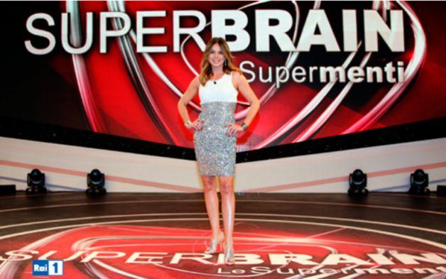 Ascolti tv sabato 29 dicembre 2012: trionfa Superbrain col 20%