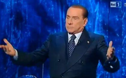 Silvio Berlusconi all'Arena, Giletti: 'Sembrava teso, ma io non sono la D'Urso' [VIDEO]