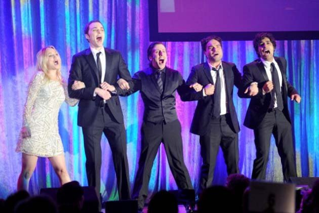 Satellite Awards 2012: tra i vincitori Homeland e The Big Bang Theory