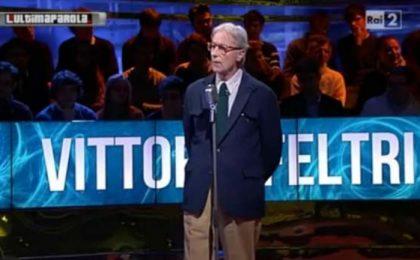 Vittorio Feltri contro la Littizzetto: 'Mi ha rotto i coglioni' [VIDEO]