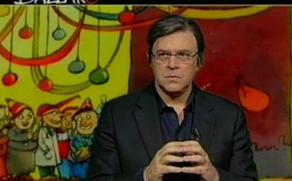 Crozza a Ballarò: Berlusconi è ovunque in tv, arriva Mediaset Premier [VIDEO]