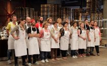 MasterChef Italia 2: i 18 concorrenti e il primo eliminato [FOTO + VIDEO]